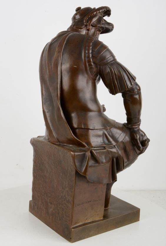 Laurent De Médicis, Duke Of Urbino After Michelangelo-photo-1