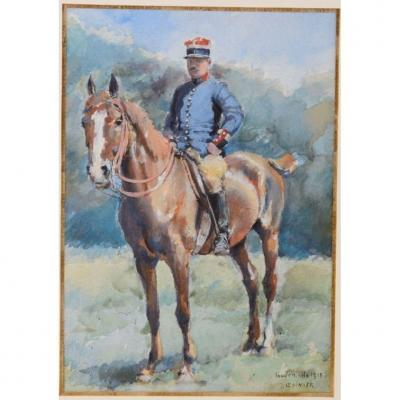 Souvenir De 1915 - F Oesinger 1871-1962