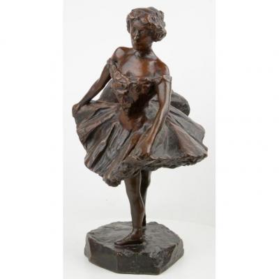 La Ballerine , Danceuse -  Charles Félix Gir 1883-1941