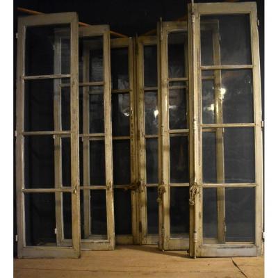 Windows, Doors, Old Showcase