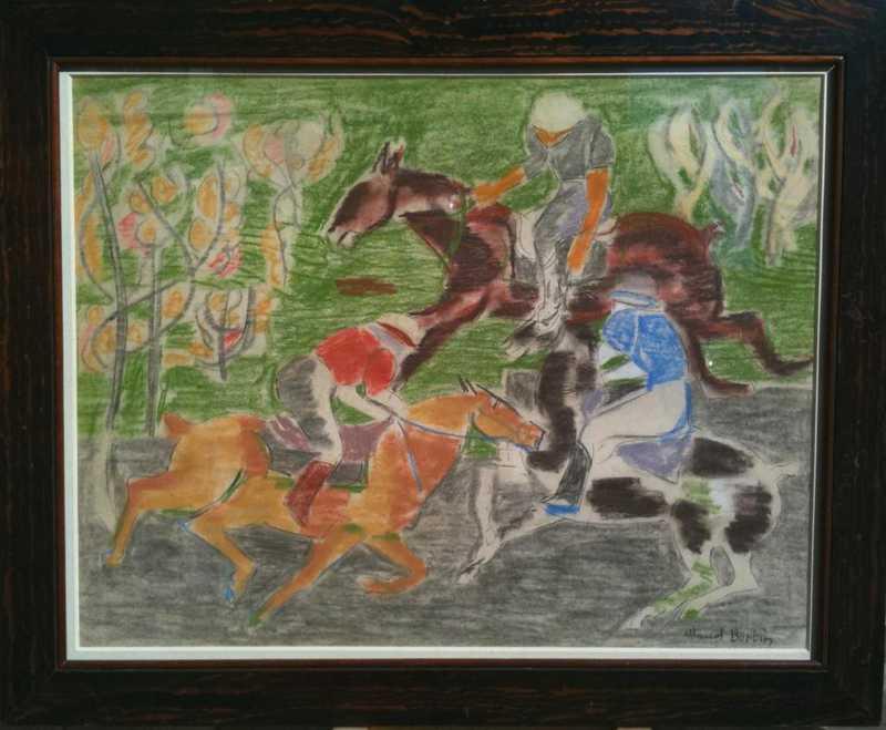 Marcel Burtin: The Polo 5