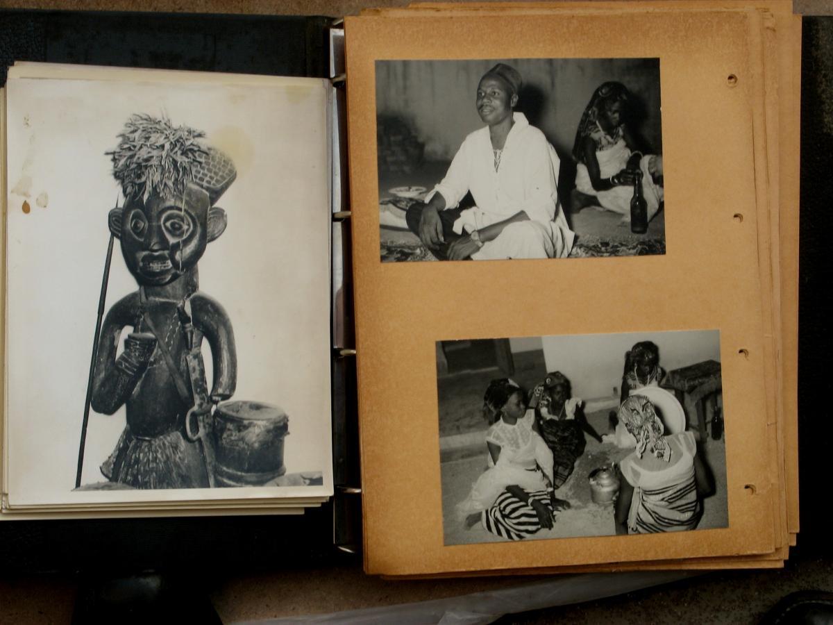 ALBUM PHOTO : AFRIQUE DE L'OUEST (CAMEROUN ?)