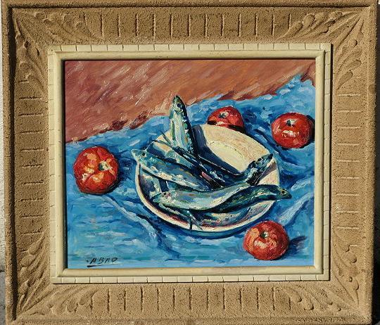 Abad: Stilllife To Sardines