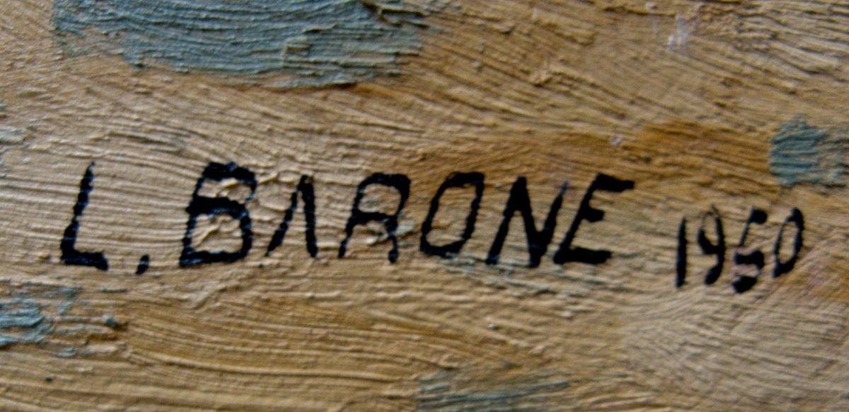 """L. BARONE : """"GARDIEN DE DINDONS"""" 1950-photo-4"""