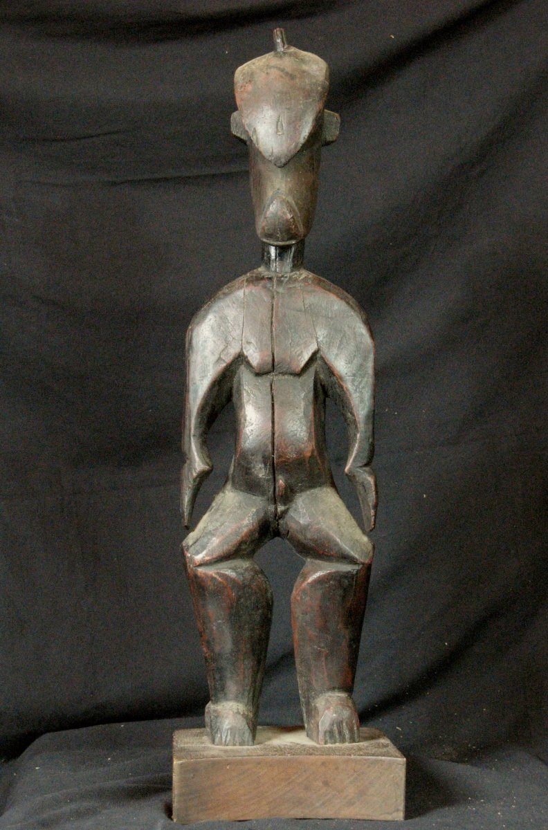 Rare Molding Of Aumakua Figure (hawaii)