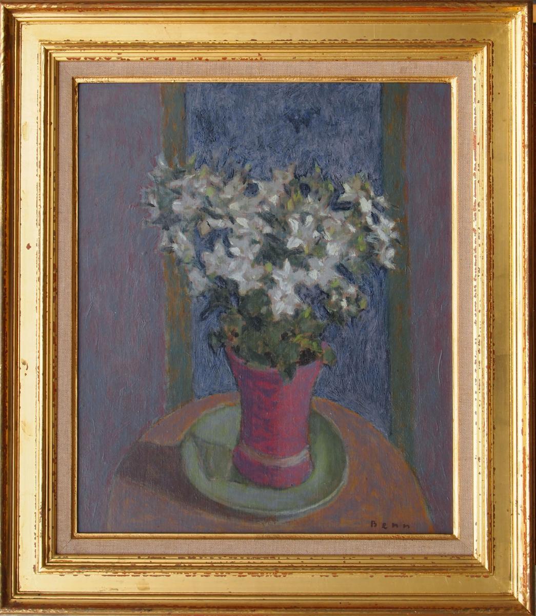 "Benn : ""the Mauve Vase"""