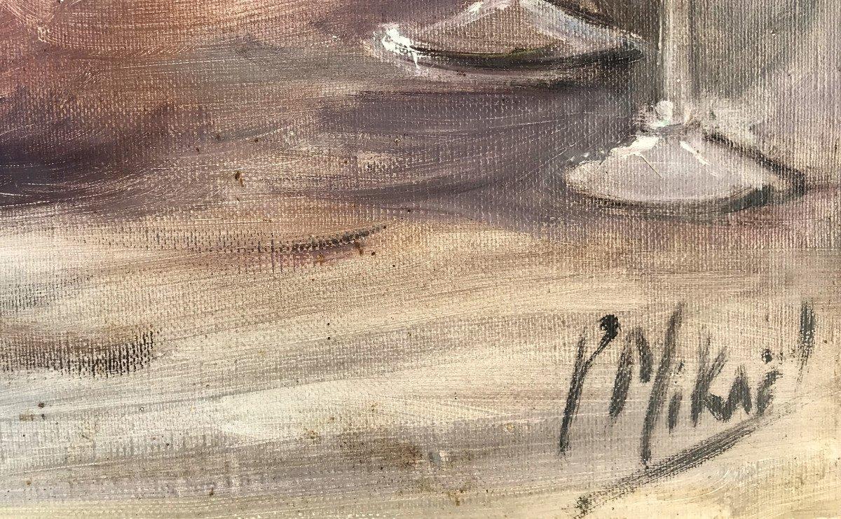 """P. MIKAEL : """"NATURE MORTE AU FAISAN""""-photo-4"""
