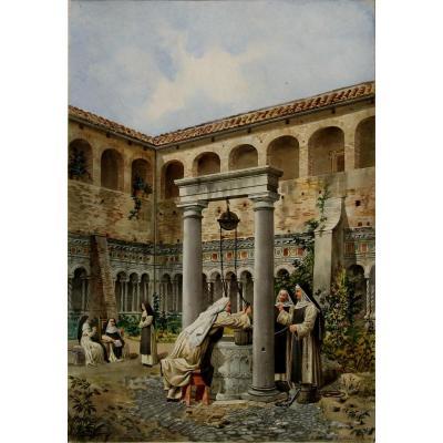 MASSIMILIANO BERTOZZI : BONNES SOEURS A ROME