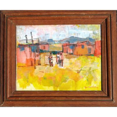 "Egerton Wood : ""soweto (south Africa)"""