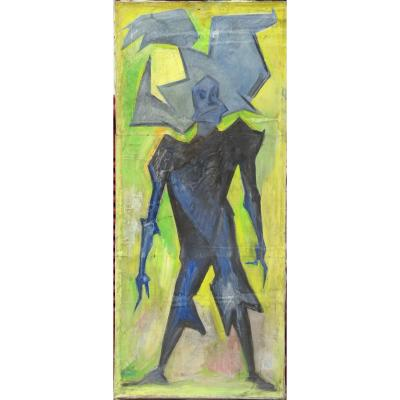 "Raymond Feuillatte : ""great Surrealist Person"""