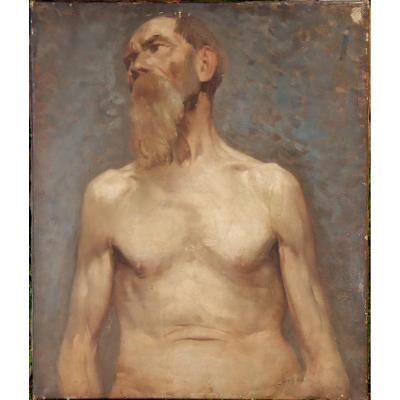 "Labadie : ""academy Of Old Bearded Man"""