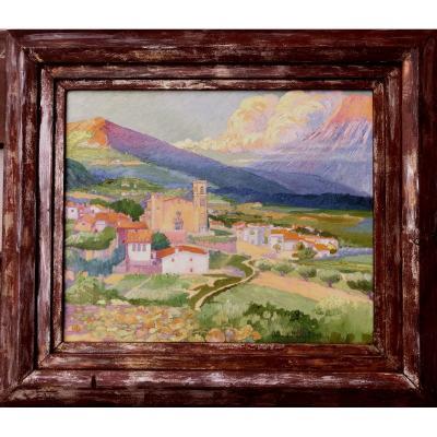 """J. Anol L: """"catalan Landscape"""""""
