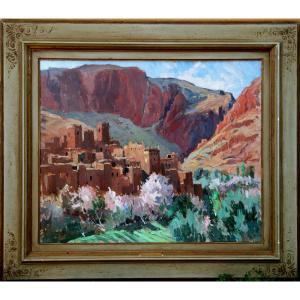 """Maurice Martin : """"spring In The Atlas"""""""