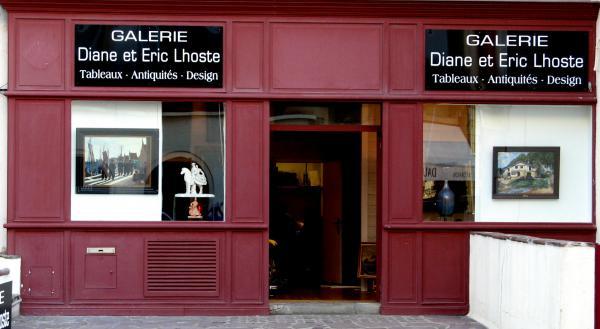 Galerie Diane et Eric Lhoste