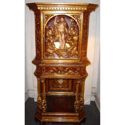 Cabinet Florentin XVII éme ( Restructuré Au XIX éme)