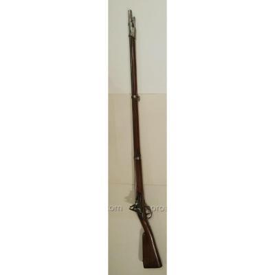 Magnifique Fusil à Silex , Modèle 1777  an IX