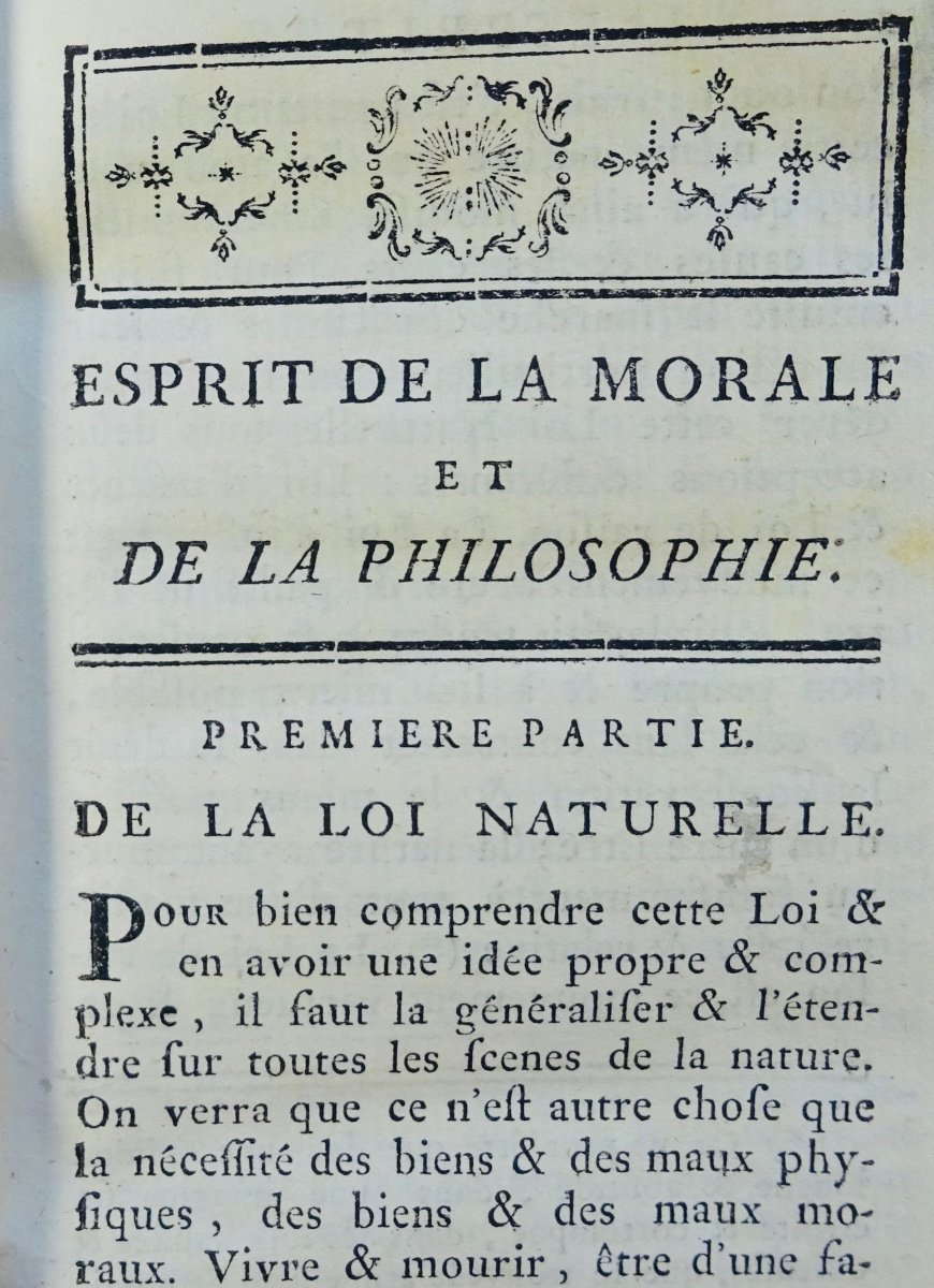 Philosophy Book Of A French Revolutionary, First Edition-photo-3