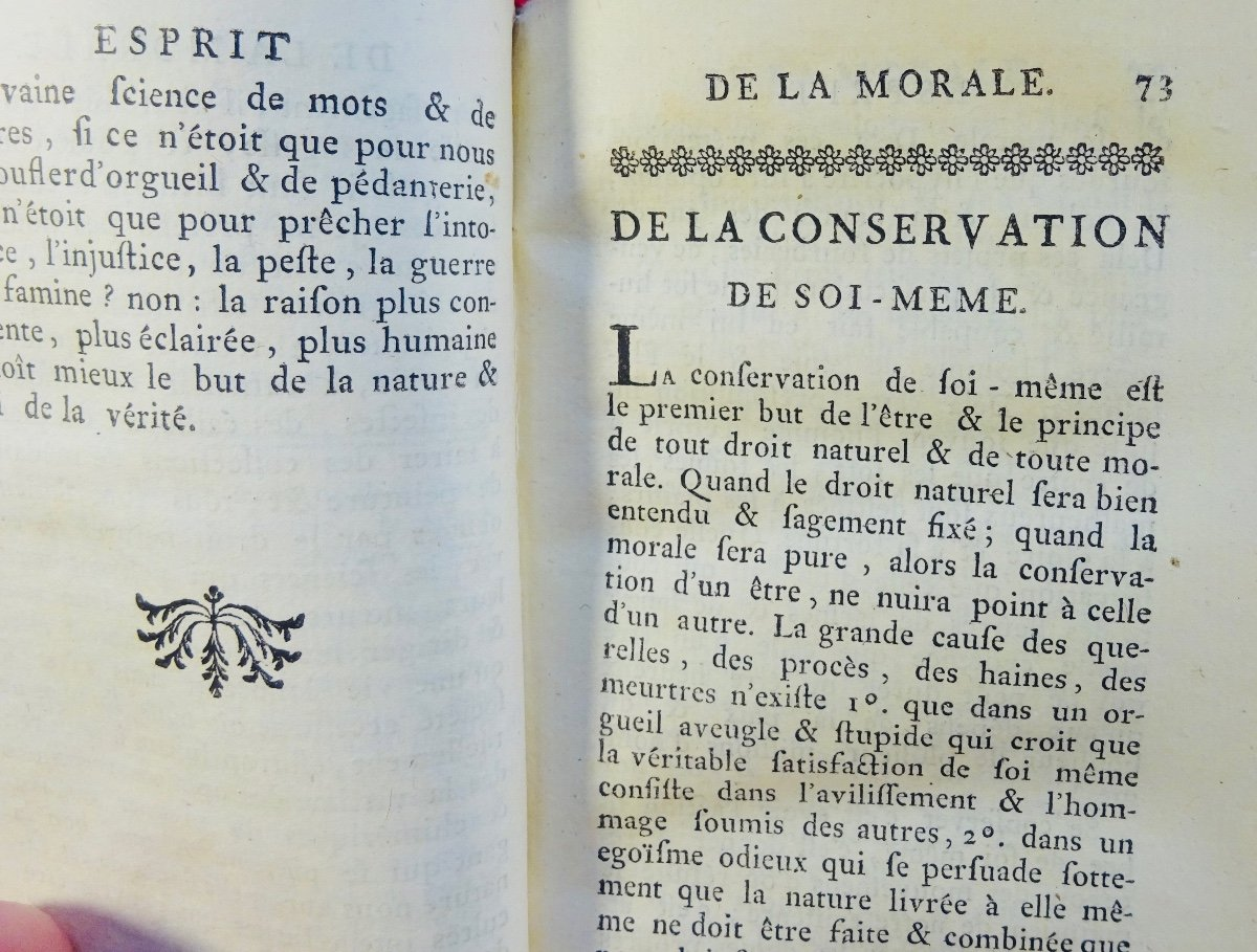 Philosophy Book Of A French Revolutionary, First Edition-photo-1