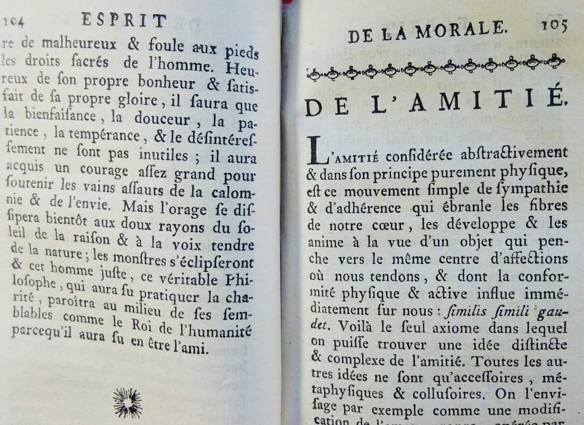Philosophy Book Of A French Revolutionary, First Edition-photo-2
