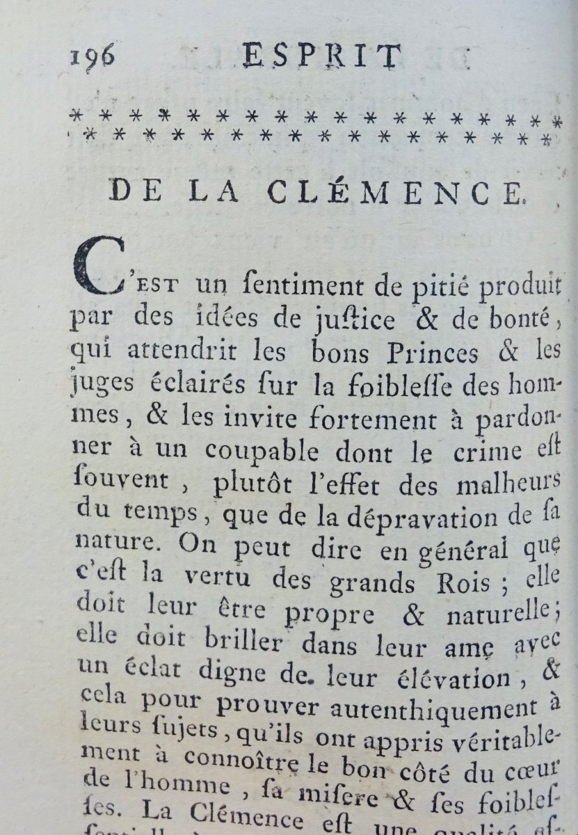 Philosophy Book Of A French Revolutionary, First Edition-photo-6