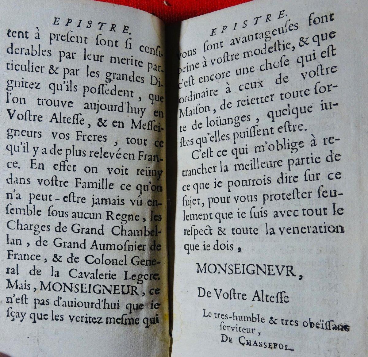 [chassepol] - Histoire Des Grands Vizirs Mahomet Coprogli-pacha, Et Ahcmet Coprogli-pacha. 1676-photo-3