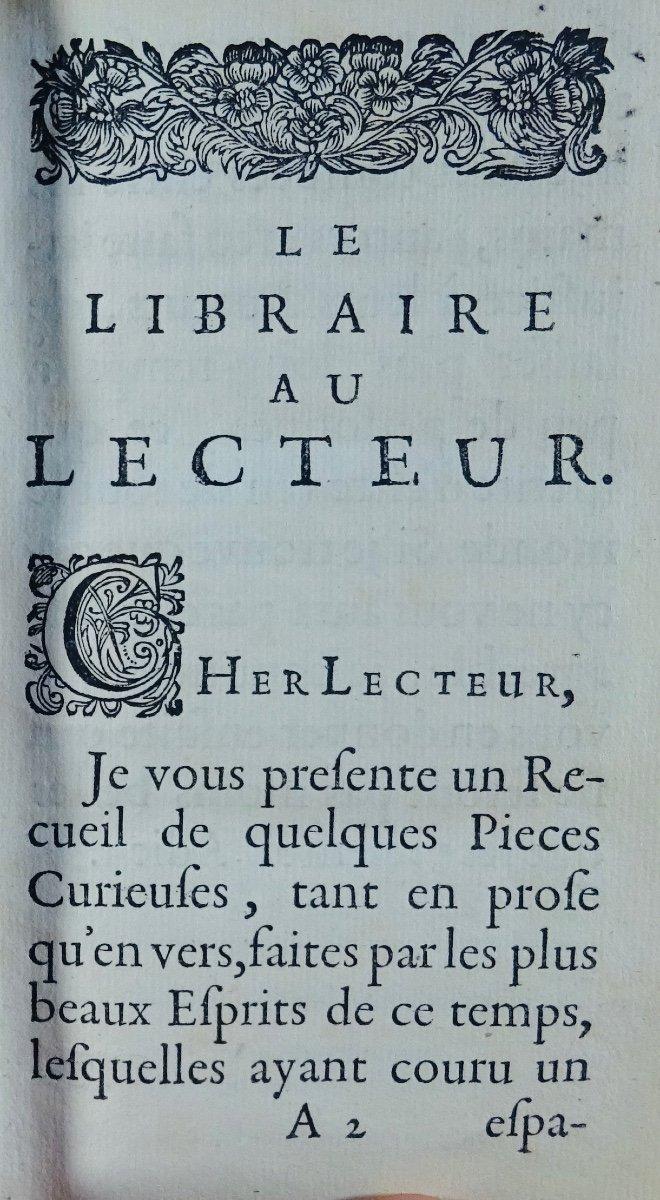 Recueil De Quelques Pièces Nouvelles Et Galantes. Chez Pierre Marteau, 1667.-photo-2