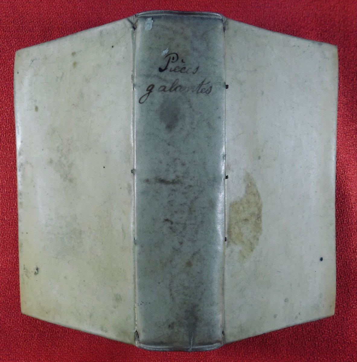 Recueil De Quelques Pièces Nouvelles Et Galantes. Chez Pierre Marteau, 1667.-photo-8