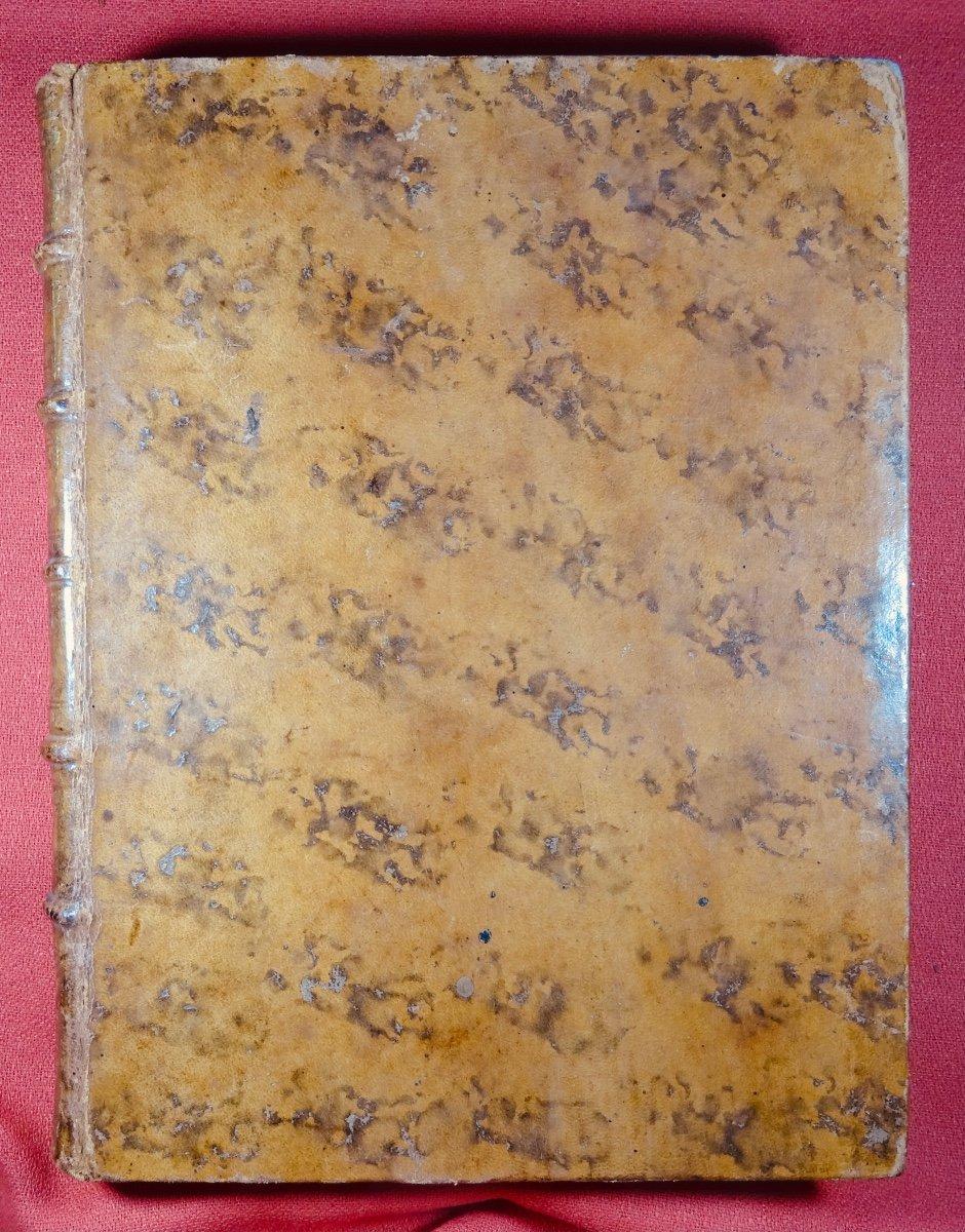 Livre En Latin De 1742. Rare Ouvrage En Latin Recensant Les Plantes d'Alsace. 7 Planches.-photo-5