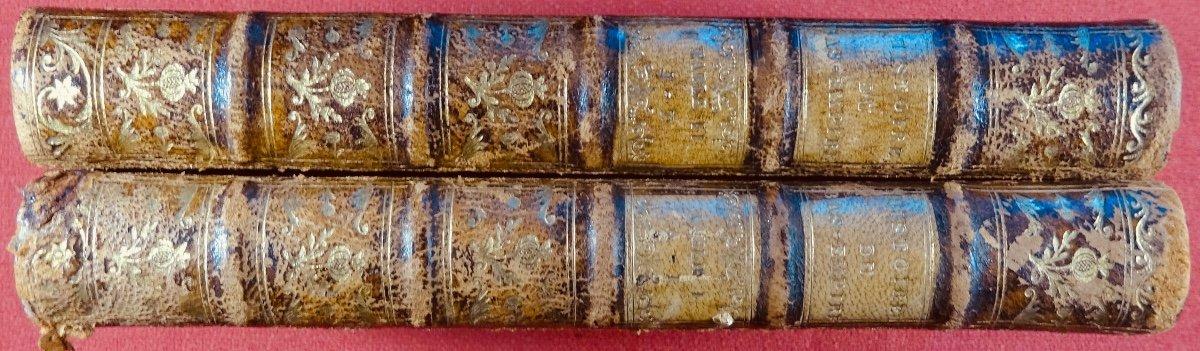 Ravier - Table Alphabétique De l'Histoire Du Bas-empire. 1817.-photo-6