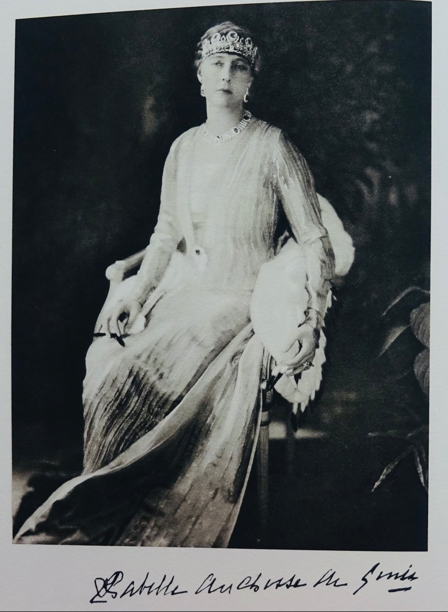 Mellet (alain) - Mariage De Son Altesse Royale Le Prince Henri De France Comte De Paris. 1931.-photo-4