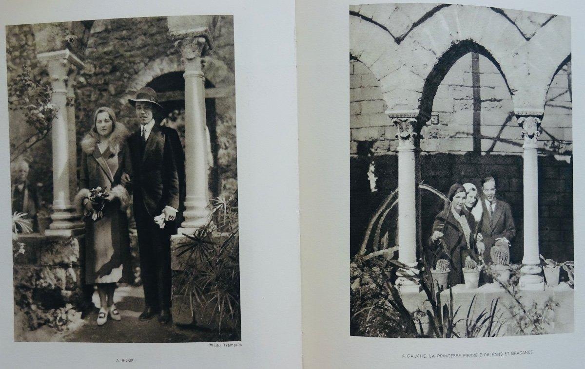 Mellet (alain) - Mariage De Son Altesse Royale Le Prince Henri De France Comte De Paris. 1931.-photo-6
