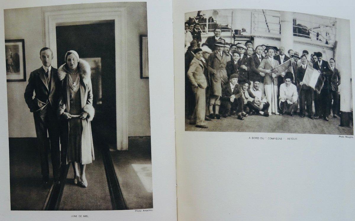 Mellet (alain) - Mariage De Son Altesse Royale Le Prince Henri De France Comte De Paris. 1931.-photo-7