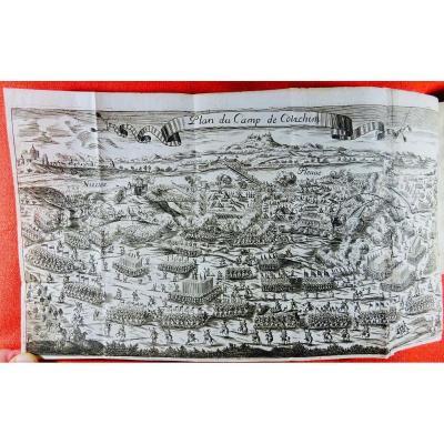 [chassepol] - Histoire Des Grands Vizirs Mahomet Coprogli-pacha, Et Ahcmet Coprogli-pacha. 1676