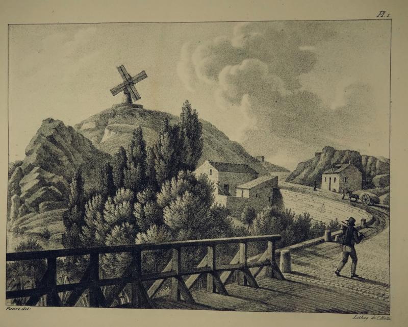 MÉliand - Vues Pittoresques  De La Vendée. 36 Lithographies. Reliure Signée Bonnemort.-photo-2