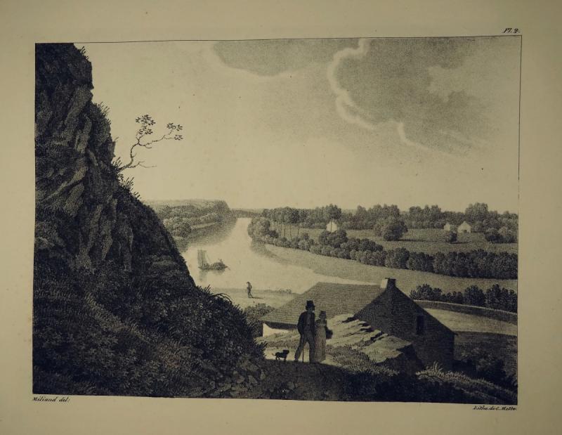 MÉliand - Vues Pittoresques  De La Vendée. 36 Lithographies. Reliure Signée Bonnemort.-photo-3