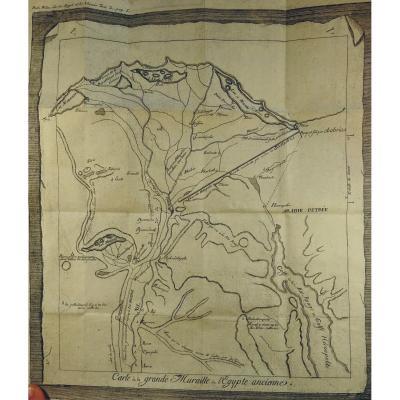[pauw (cornélius De)] - Recherches Philosophiques Sur Les Egyptiens Et Les Chinois. 1773.