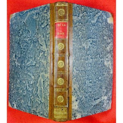 Portal - Medical Book On Rabies. 1780.