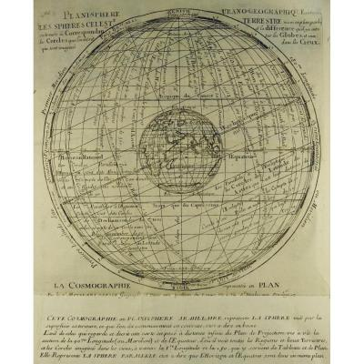 Sanson - Introduction à La Géographie. Sieur Robert, 1704.