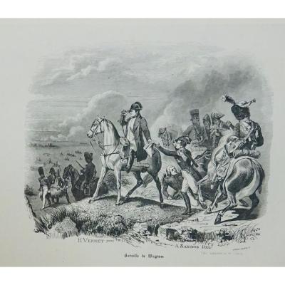 Las Cases - Le Mémorial De Sainte-hélène. Paris, Ernest Bourdin, 1842.