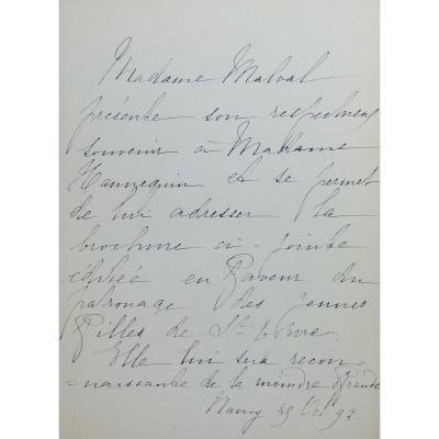 Malval (joseph) - Quinze Jours En Corse. Oudin Et Cie, 1892.