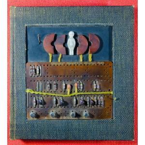 BENEDETTO - Urgent crier, poèmes. Morel, 1966. Édition originale, reliure d'Odette DUCARRE.