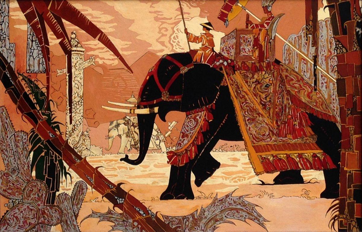 Crystal Island Teenage Story - The Sultan's Walk