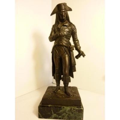 Napoléon Bonaparte, V. Rivière, Bronze