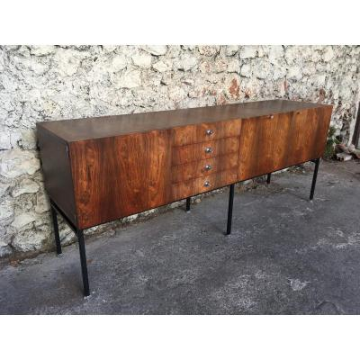 Alain Richard Sideboard In Rosewood Veneer