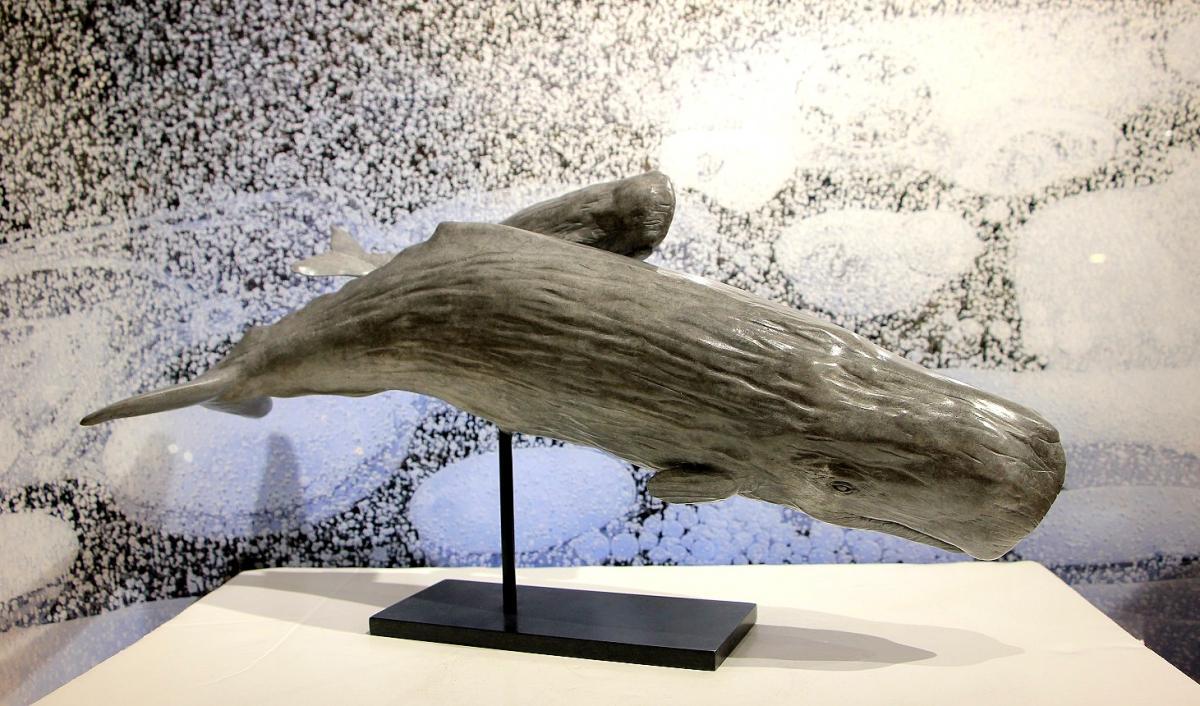 Original Bronze By Damien Colcombet