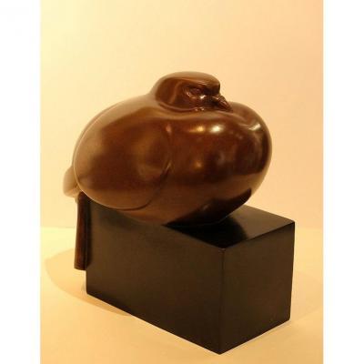 Bronze De Yvan Larsen