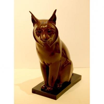 Bronze Original De Yvan Larsen
