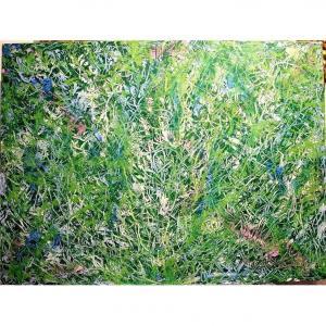Bruno Pulga , Composition Abstraite 60 X81