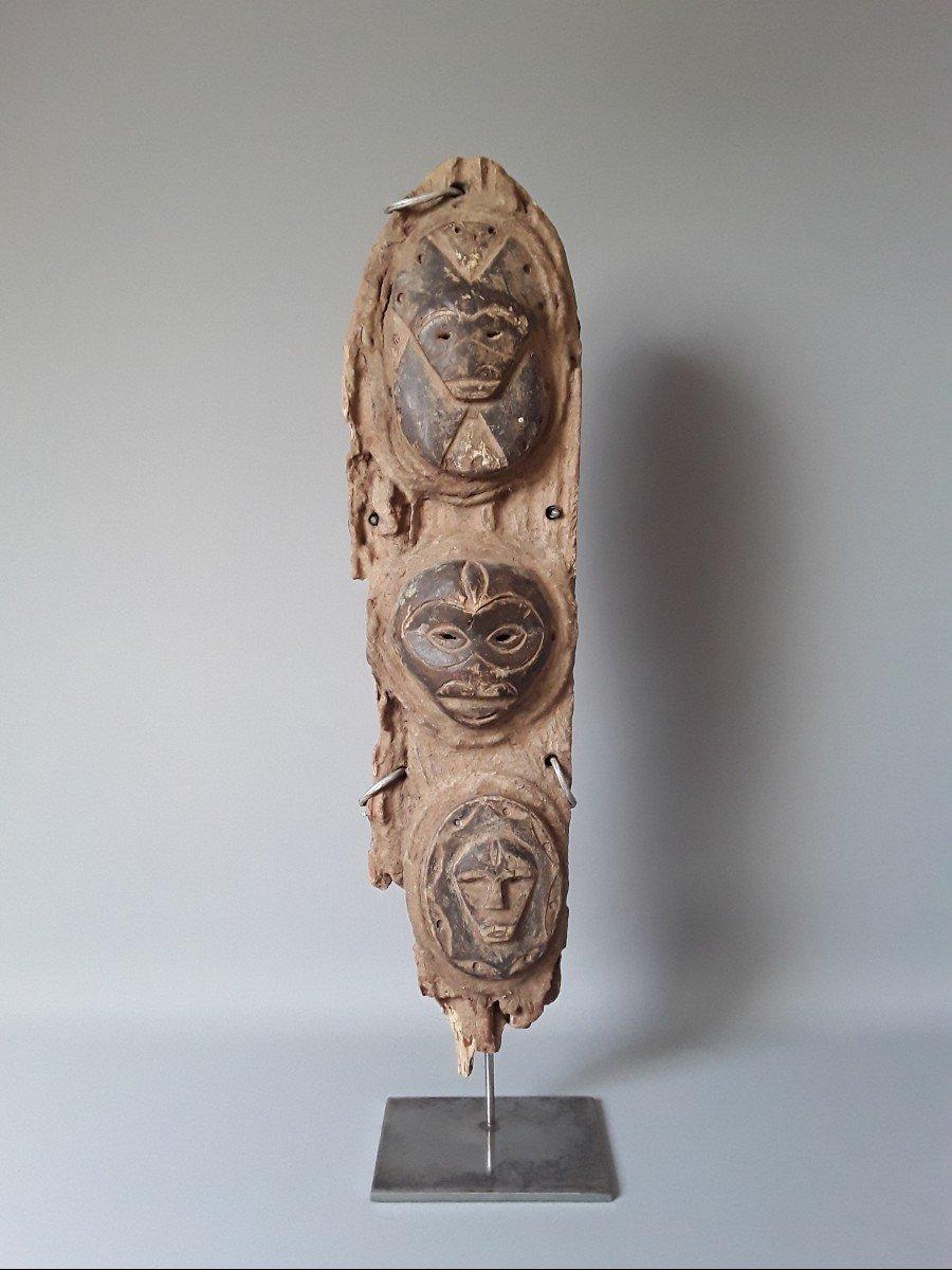 Etket Niger Divination Carved Board