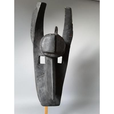 Hyena Bambara Mask From The Koré Society Mali